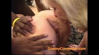Chubby Amateur Interracial Gangbang