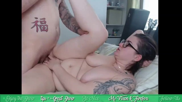 Ms. Vixen gets a good fucking from a large phallus 12