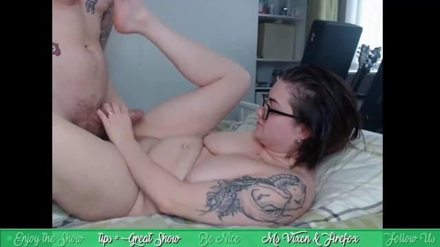 Ms. Vixen gets a good fucking from a large phallus 48