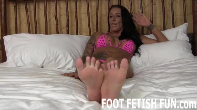POV Feet Worship And Femdom Foot Fetish Videos
