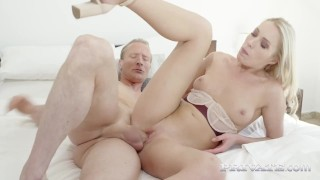 PRIVATE com - Angelika Grays Pussy & Ass Fucked By Older Guy
