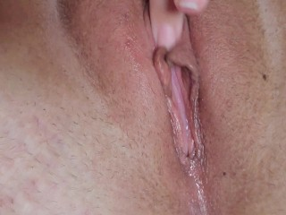 My Close Up Pussy & Clit Massage (Female Orgasm Contractions) Karley Cohen