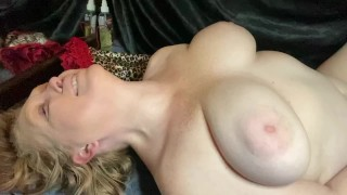 Cute Amateur Vee Snow Clit Vibrator Double Body Shaking Orgasm