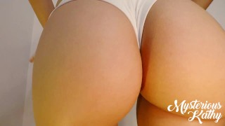 SEXY LINGERIE TRY ON HAUL   NATURAL BRAZILIAN BUTT