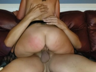 One of these RANDOM STRANGERS GOT my WIFE PREGNANT!  REAL CREAMPIE GANGBANG