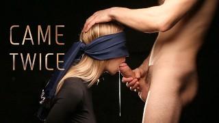 Amateur Submissive Blowjob