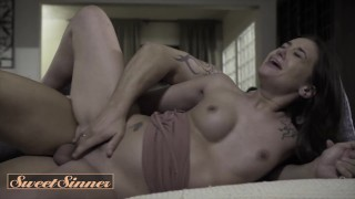 SweetSinner - Dilf fucks his naughty stepdaughter