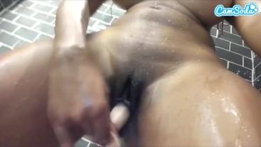 moriah mills squirting Shower masterbation Big tits **