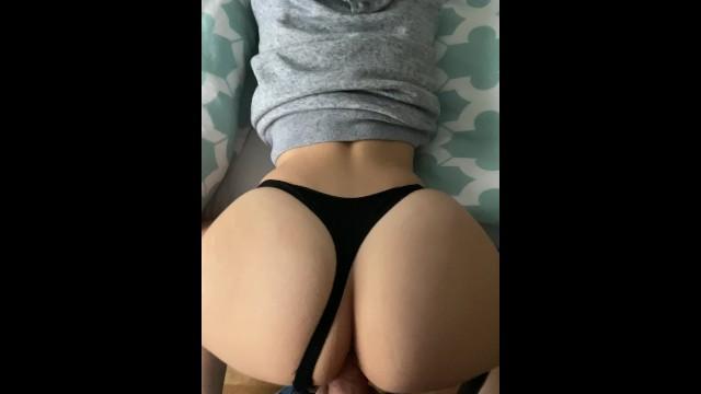 Blonde Big Tits Ass Pov