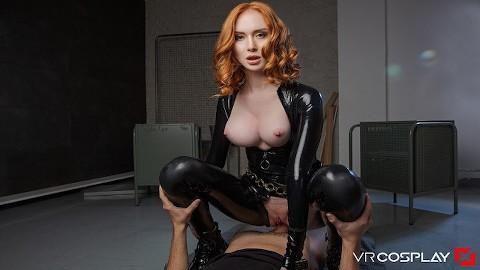 Black widow porn
