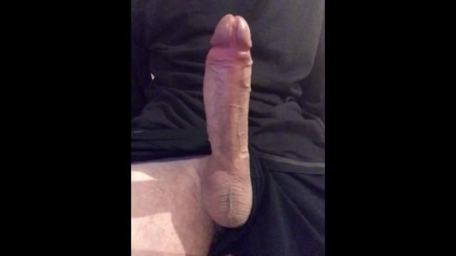 Cum huge cock Big Black