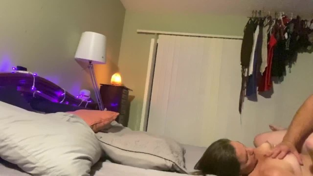 Real Amateur sexy Milf gets Fucked loves to Facefuck her man 4