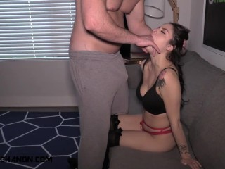 Panties In Girls Mouth Png