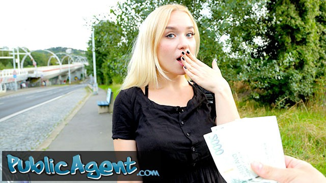 Chubby outside Public agent blonde teen russian vera jarw fucked outside