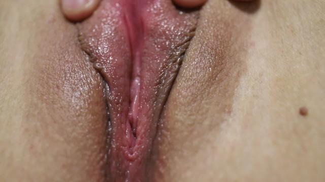 Groß Schwanz Feucht Muschi Close Up