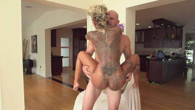 Wow hairy Bangbros - check out the epic big ass cheeks on bella bellz wow