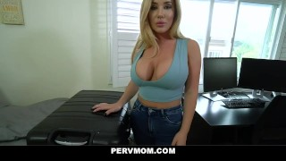 PervMom---Big-Ass-Step-Mom-Cheats-With-Her-Huge-Cock-Stepson