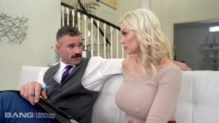 Trickery - Blonde Golddigger Fucks The Divorce Lawyer