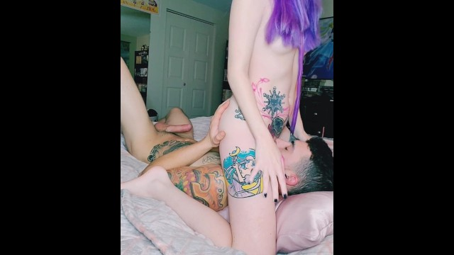 Babe;Big Dick;MILF;Small Tits;Exclusive;Pussy Licking;Verified Amateurs;Muscular Men;Romantic;Tattooed Women tattooed-women, tattooed-men, dominate-men, milf, petite, tiny, pussy-licking, facesitting, blindfold, collar-leash, submissive-women