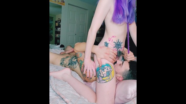 Watch bf eat my pussy better than my ex husband ever did 10