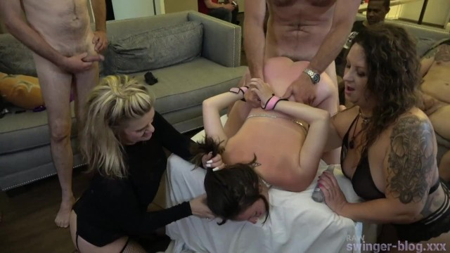 Swinging lifestyle 30286 Fetswing com fetish convention gang bang - reality swing lifestyle raw