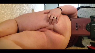 Cumming In Front of the Mirror