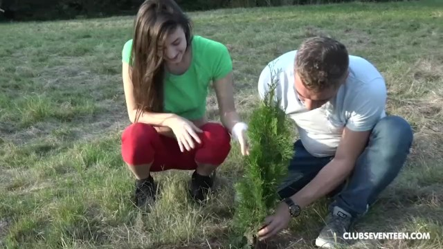 Self-awareness lesson plans for teens Activist protecting nature while fucking bareback
