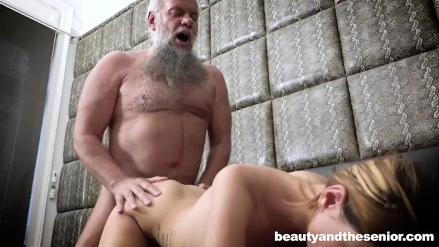 Big tit doctor video Doctor does routine check on old cock