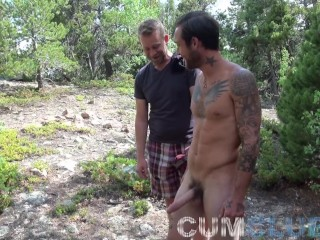 Biggus Dickus – Hung Stud Ethan Ever Takes Naked Hike – Colorado Mountains