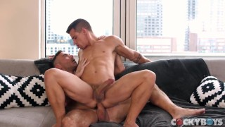 Cockyboys: A Is For Alpha: Brent Everett And Manuel Skye
