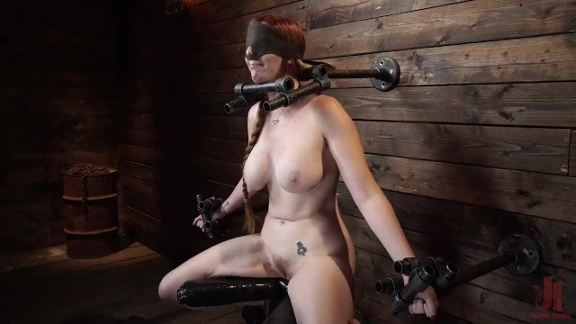 Google pussy massage device Red headed lauren phillips in grueling bondage and suffering