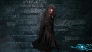 Here Lies The Bride: Vampire Melting Transformation