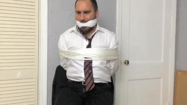 Tied up in a New Suit