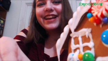 The Giantess and the Gingerbread Man