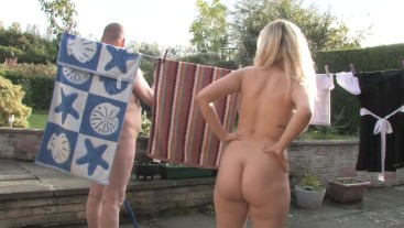 Me & Dolly Nudist Garden - View 1
