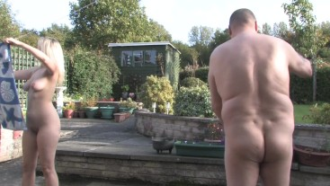 Me & Dolly Nudist Garden - View 2