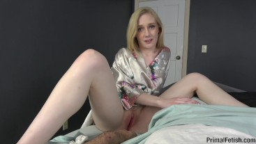 Slutty Step Sister Wants Bro To Stick His Cock in Her Again- Emma Starletto