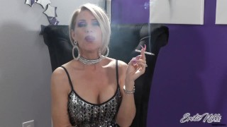 Smoke a Cigarette With Me – Nikki Ashton –