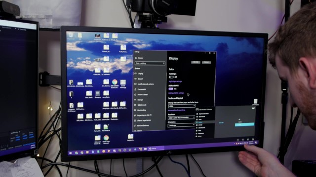 Verified Amateurs;SFW dell-up-2718q, 4k-hdr-monitor