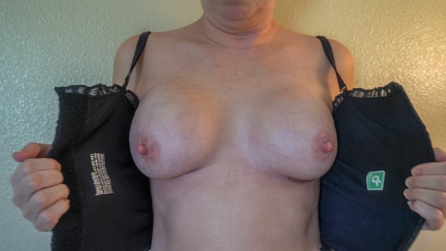 Surgery breast implants jacksonville First reveal - milf stellas boob job 24 hours after surgery