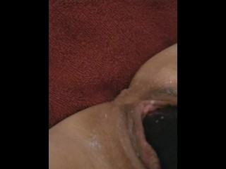 Imagining your hard cock deep in me