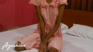 sri lankan school girl beautiful skinny body