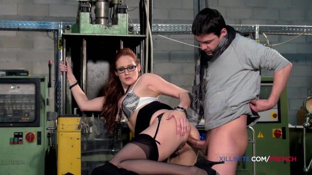 Emy reyes tgp - Banker french redhead takes all in the ass