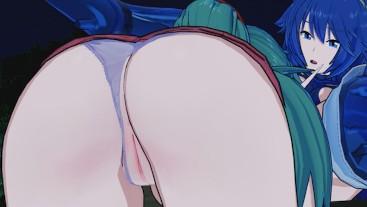 Fire Emblem - Lucina X Tiki Lesbian Hentai
