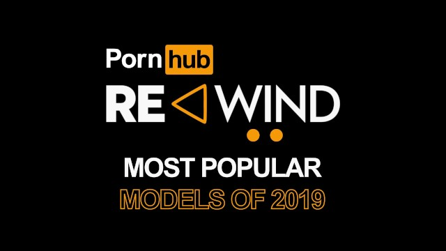 Blonde amateur model pics Pornhub rewind 2019 - top verified models of the year