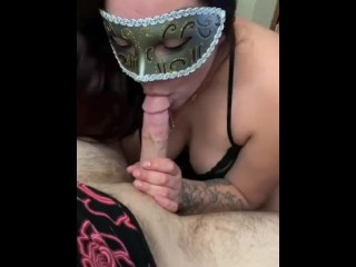 Quick BJ While Companies Over ;)