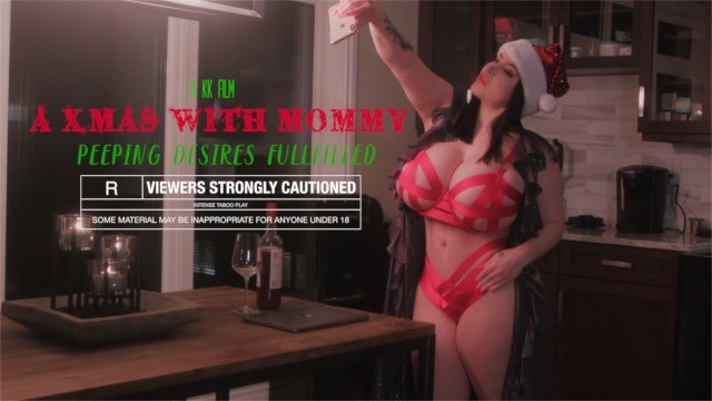 Desire vagina Xmas with mommy: peeping desires fulfilled