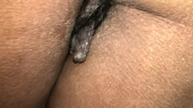 Freaky interracial Threesome with Large Labia 20