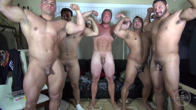 Gay adult bdsm sites Naked party latino muscle bear house - amateur fun w/ aaron bruiser