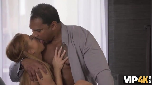 Amateur black dick white chick - Vip4k. nice white chick chrissy fox meets her future